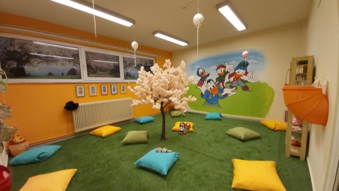 Αίθουσα Our Garden