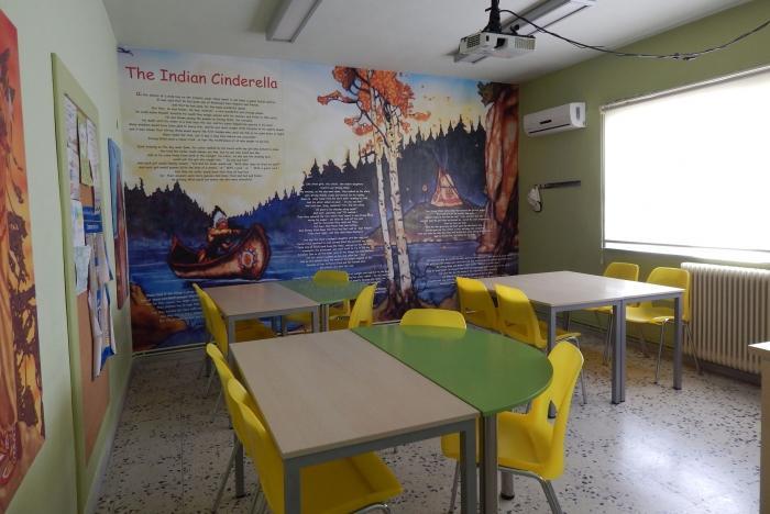 Αίθουσα Διδασκαλίας The Indian Cinderella